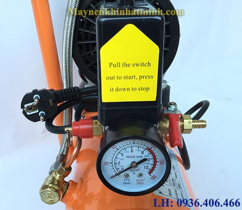 máy nén khí mini giảm âm