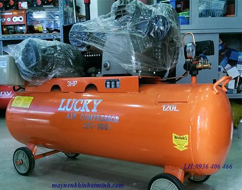 máy nén khí công nghiệp 3hp 120lit