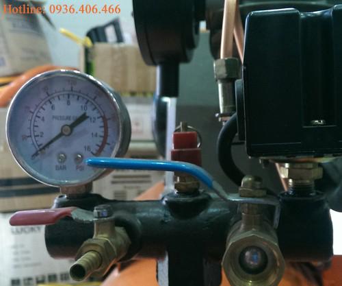máy nén khí công nghiệp 3hp 120l