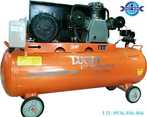 Máy nén khí 120L 3HP công nghiệp