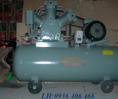 máy nén khí 2 cấp 500l