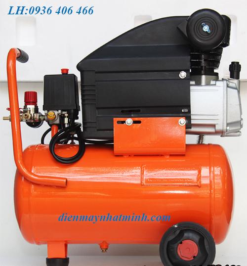 máy nén khí mini 24lit 2hp