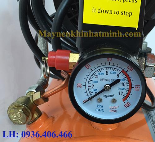 máy nén khí mini không dầu 30lit