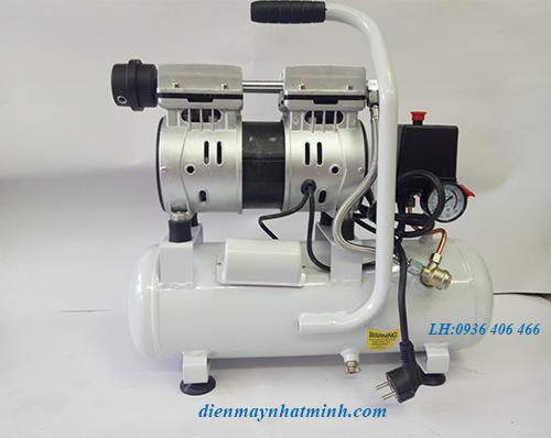 máy nén khí mini gia đình 9lit