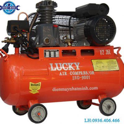 máy nén khí piston 1/2HP 35lit