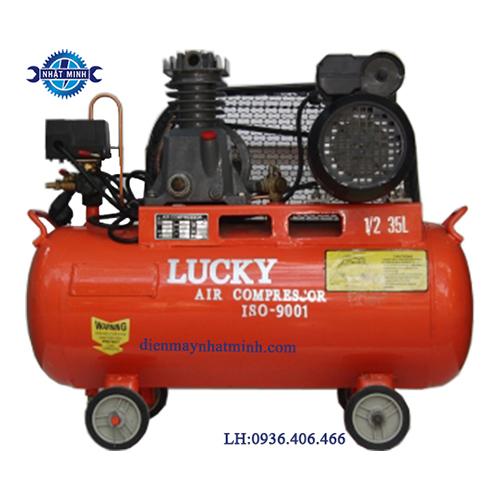 máy nén khí piston 1/2 hp 35li