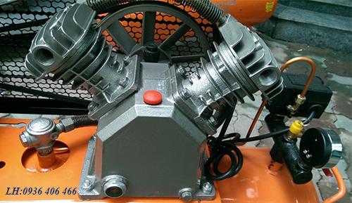 máy nén khí piston 1hp 60lit
