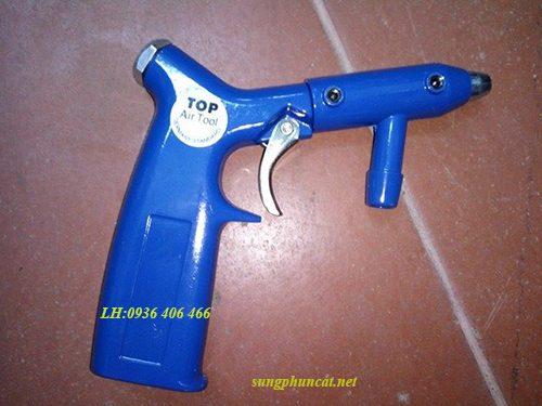 súng phun cát mini