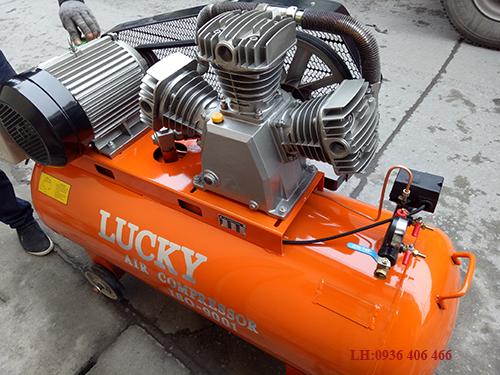 máy nén khí 300L công nghiệp 1 cấp