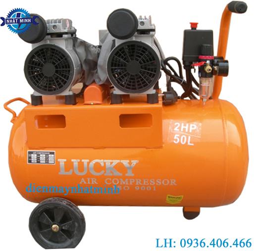 bán máy nén khí không dầu tại Thái Bình