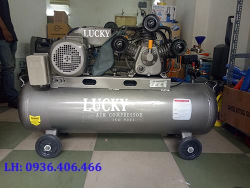 Sản phẩm máy nén khí 120L 4HP