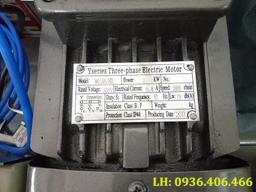 Cụm chi tiết máy nén khí 120L 4HP