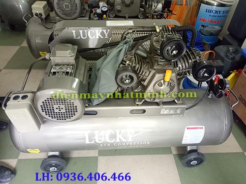 Máy nén khí công nghiệp 4HP 120lit