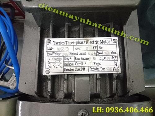 máy nén khí công nghiệp 3 pha