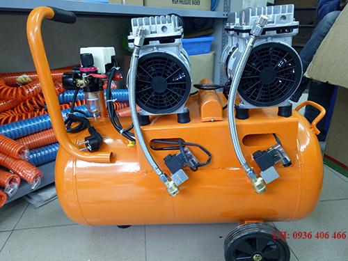 máy nén khí không dầu 50lit 2hp