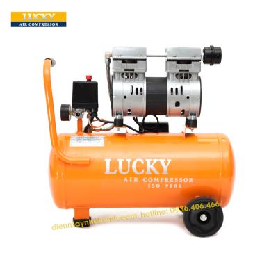 Máy nén khí không dầu Lucky 30 lít 1HP