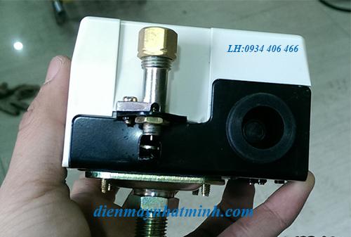 rơ le máy nén khí điện 220v