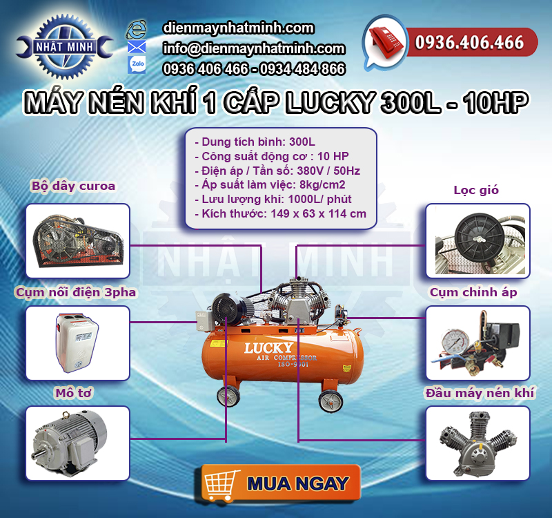 may-nen-khi-300L-10HP-1cap