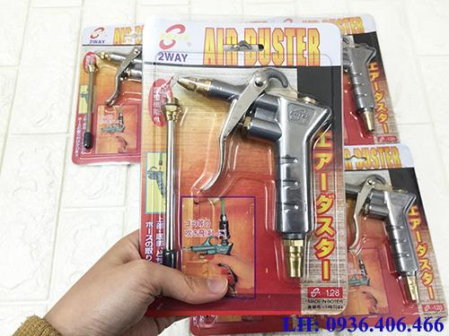 súng xịt hơi