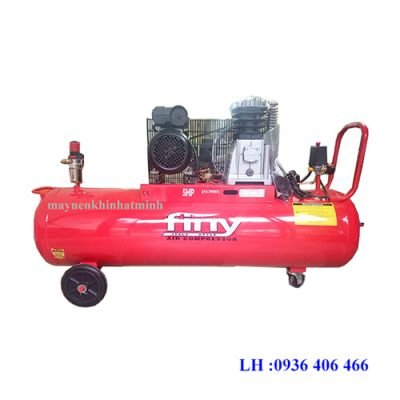 máy nén khí piston 5hp 150lit