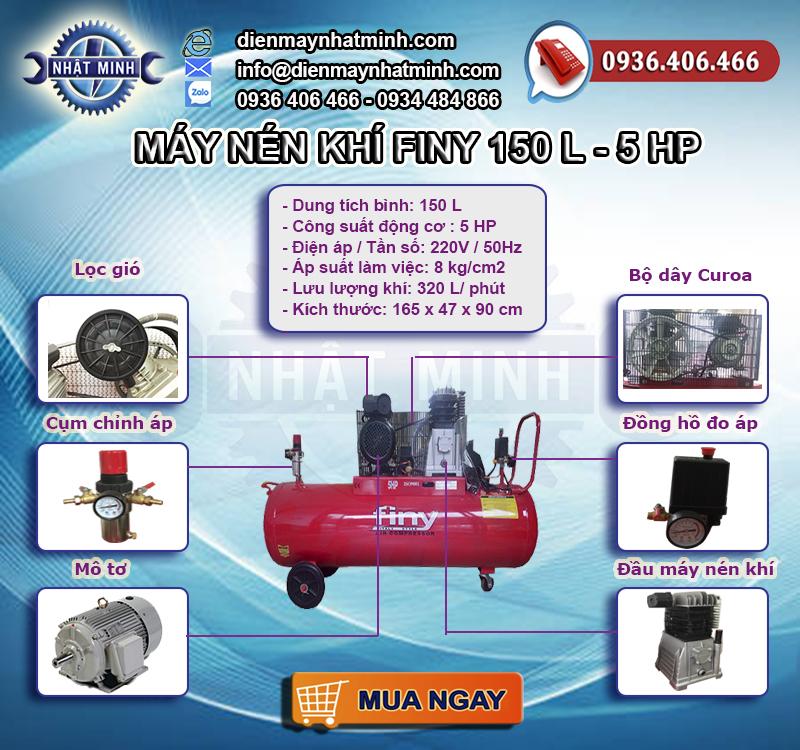 may-nen-khi-150L-5HP-Finy