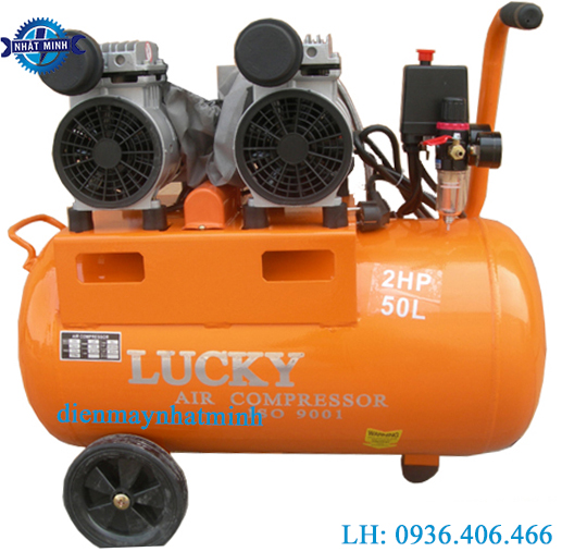 bán máy nén khí không dầu tại Lào Cai