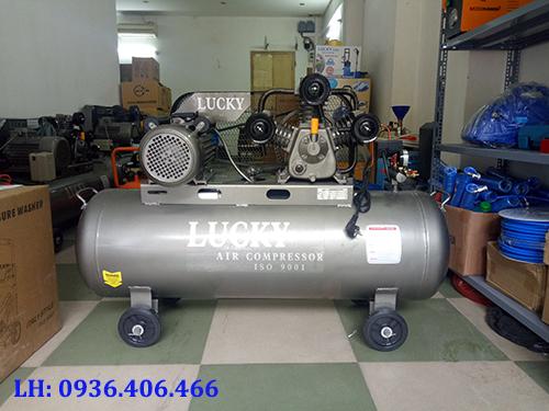 Máy nén khí 150L 5HP công nghiệpLucky