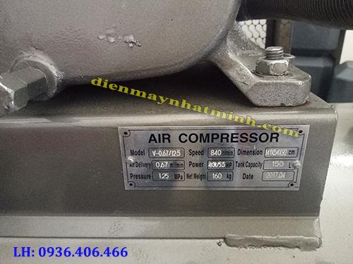 máy nén khí công nghiệp 2 cấp