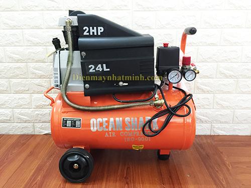 máy nén khí mini có dầu