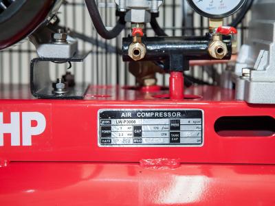 Thông số kỹ thuật máy nén khí mini 50 lít Finy