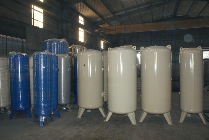 Tổng kho bình chứa hơi máy nén khí giá rẻ