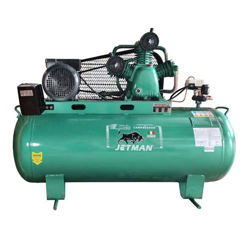 Máy nén khí piston 500 lít 15HP 2 cấp Jetman W15/50