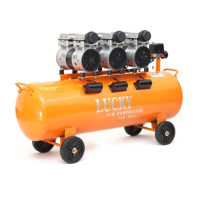 Máy nén khí không dầu 150 lít 6 hp nhập khẩu giá tốt nhất