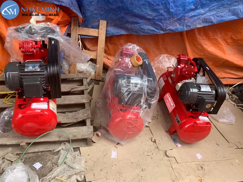 Nơi bán máy nén khí mini Đài Loan 50 lít 3hp KingTony giá rẻ nhất