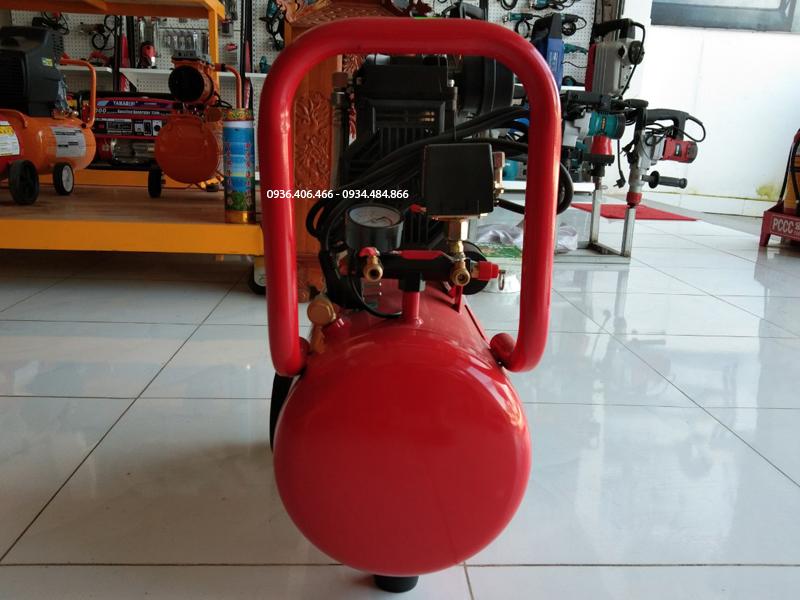 Máy nén khí không dầu 50 lít 3hp King Tony Đài Loan chất sơn tĩnh điện,bền đẹp